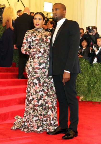 Kanye West Confirms Kim Kardashian A Fashion Basket Case, Terrified Of Critics (Photos) 0507