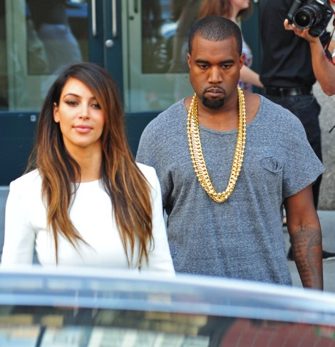 Kanye West Sex Tape With Kim Kardashian Look-Alike Making The Rounds! 0921