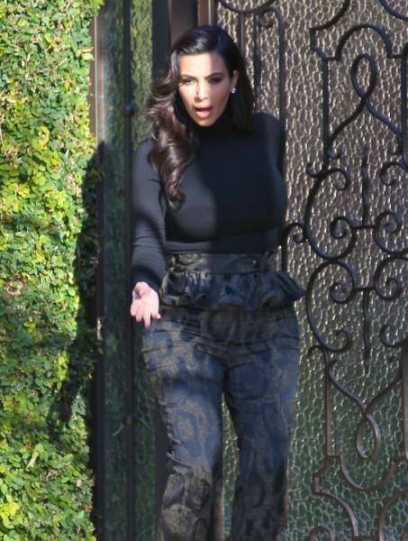 Kim Kardashian/Beyonce Feud Finally Breaking Kanye West, Jay-Z Friendship? 0227