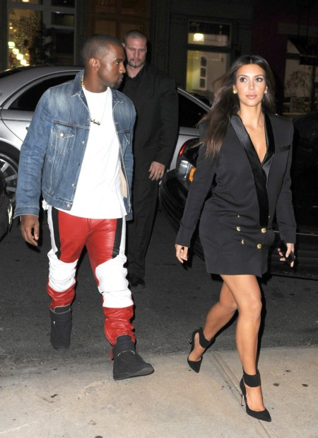 Kanye West: 'I Just F**ked Kim So Hard', Cute Or Too Much Information? 0918