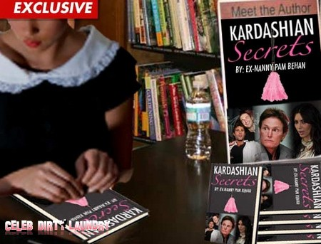 Tell-All Book 'Kardashian Secrets By Ex-Nanny Pam Behan' Reveals Kim's Hidden Past