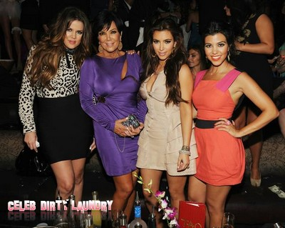 Kim Kardashian's First Public Appearance In The USA Since Filing Divorce From Kris Humphries