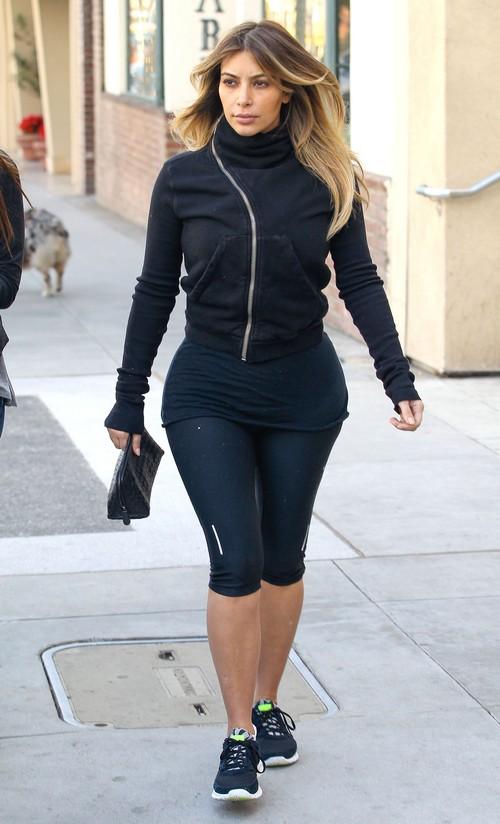 Kim Kardashian Gets More Butt Injections