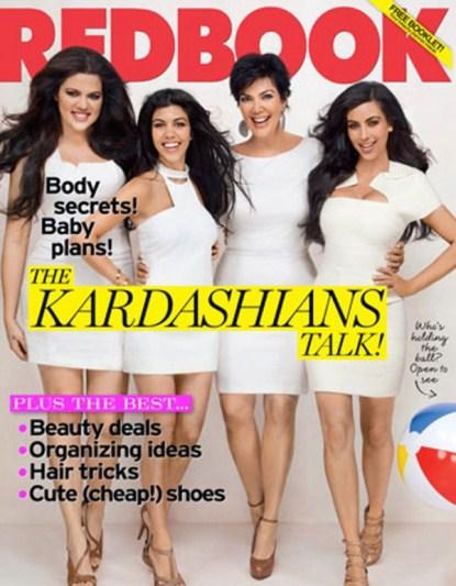 Kardashians-Jenner-Redbook-Cover