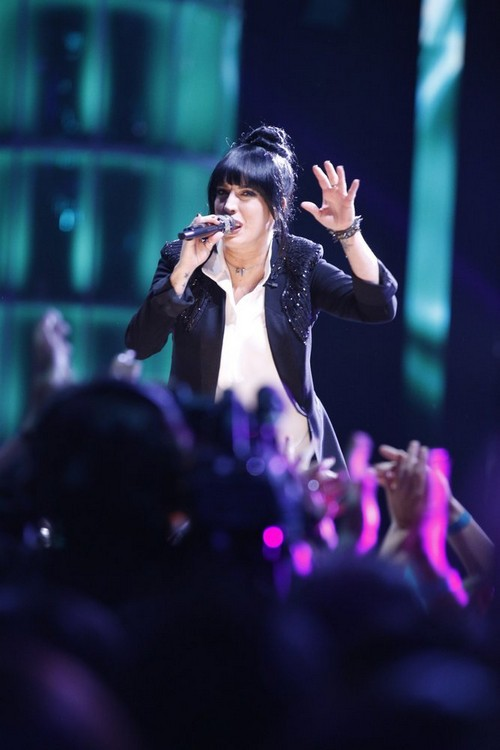 "Kat Perkins The Voice ""Let It Go"" Video 5/12/14 #TheVoice"