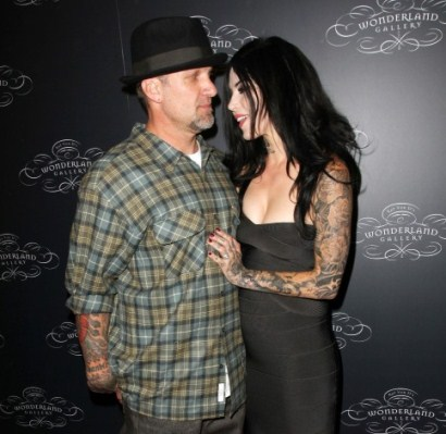Jesse James & Kat Von D To Marry Next Month - What's Next A Baby?