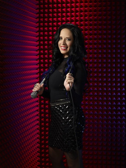 """Kat Perkins The Voice """"Landslide"""" Video 4/28/14 #TheVoice"""