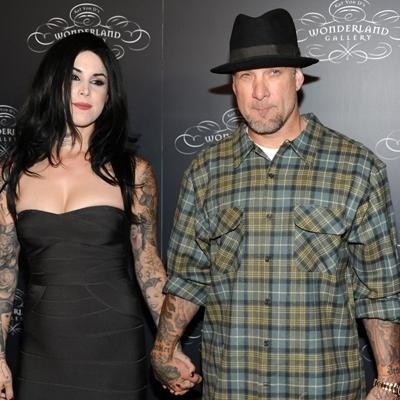 Jesse James & Kat Von D Are Engaged