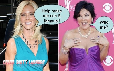 Kate Gosselin Wants Kris Jenner to Help Her Family Become the Next Kardashians