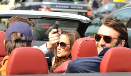 Kate Middleton's Sister Pippa Middleton Faces Arrest In Paris Over Gun Incident