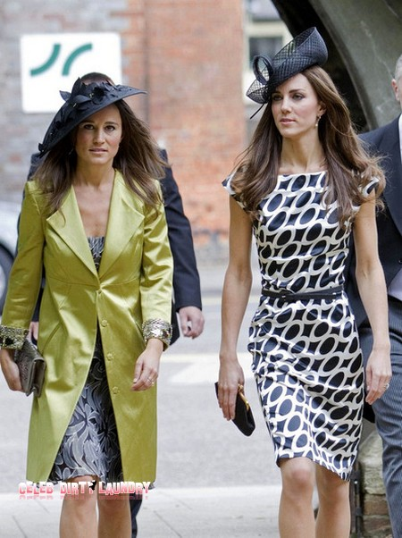 Palace Tries To Split Up Kate Middleton And Sister Pippa Middleton