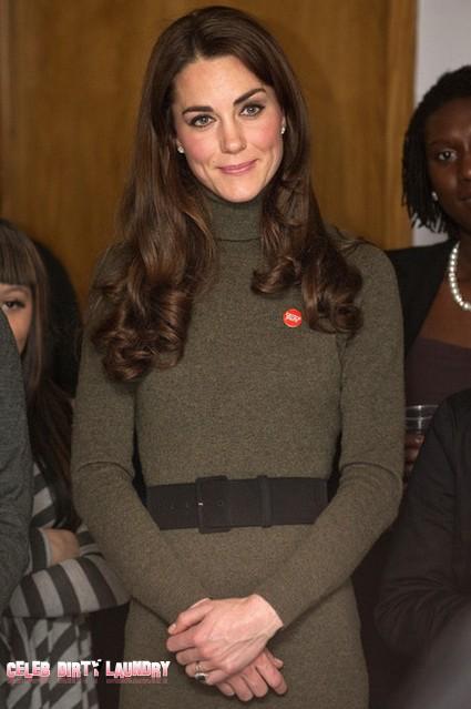 Kate Middleton Goes Bargain Hunting In London