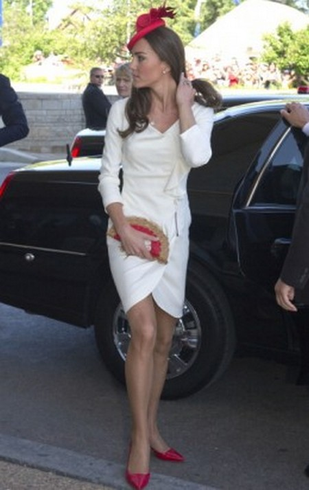 Kate Middleton Has 'Amazing' Affordable Style (Photo)