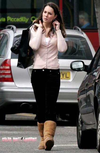 Kate Middleton Fears Being Without Prince William