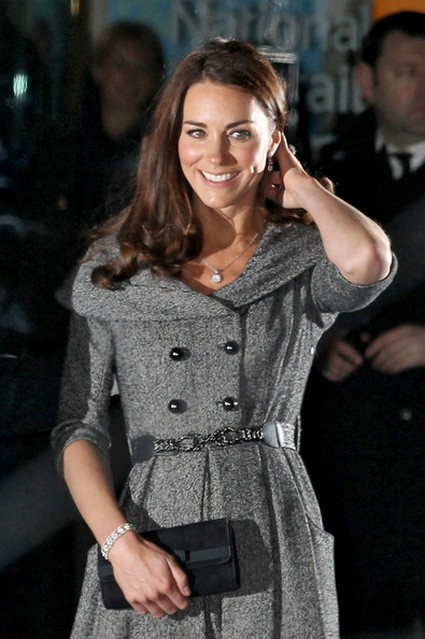 Queen Elizabeth II Trains Kate Middleton For Royal Duty