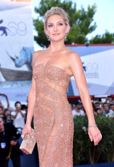 Kate Hudson: Lea Michele's 'A Nightmare' To Work With! 0831