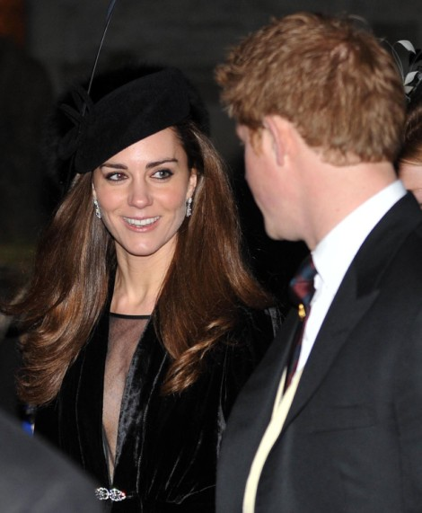 Kate Middleton Failing Prince Harry? Prince's Love Life In Shambles Since Return 0204