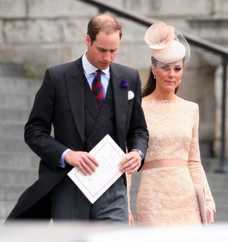 Kate Middleton's Pregnancy Leaving Her Position Vulnerable In Royal Family? 0117