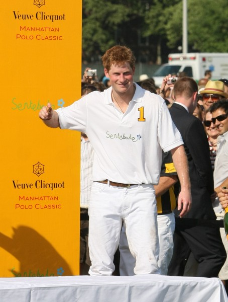 Prince Harry Going Gay If Kate Middleton Ruins Relationship With Cressida Bonas? 0317