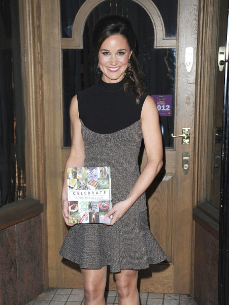 Pippa Middleton Dumped By Book Agent, Did Kate Middleton And The Royals Win? 0322