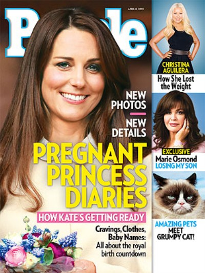 Kate Middleton Baby Countdown - How The Duchess Is Preparing For Royal Baby! 0327