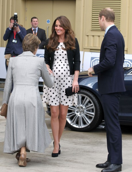 Kate Middleton's Secret Pregnancy Cravings Exposed