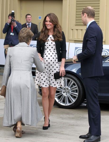 Kate Middleton's Secret Pregnancy Cravings Exposed