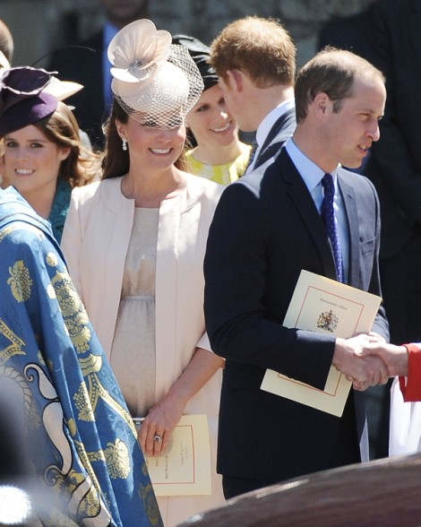 Kate Middleton's Uncle Sends 'Hilarious' Baby Gift, Inappropriate For Heir? 0609