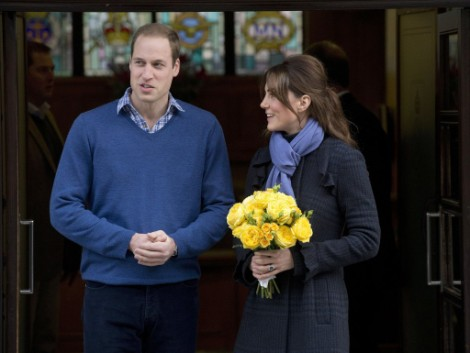 Kate Middleton Abandoned By Prince William As He Plans To Leave Her In London (Photos) 1206
