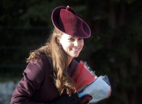 Kate Middleton Avoiding Royal Family At Christmas To Keep Her Baby Safe 1209