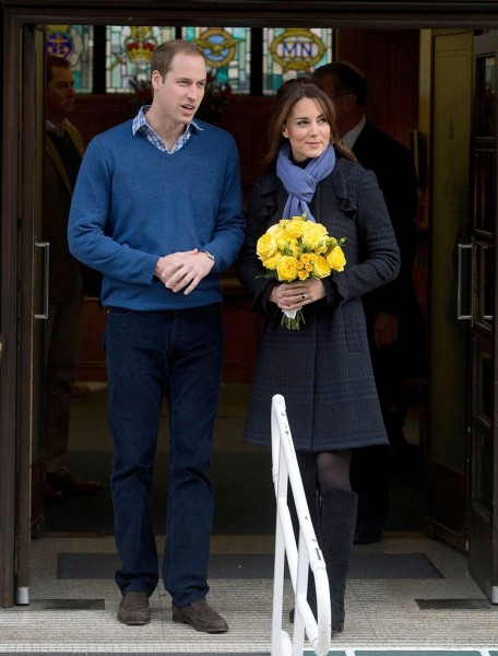 Kate Middleton Forbidden To Push Or Bond With Her Baby Because She's Too Royal 1208