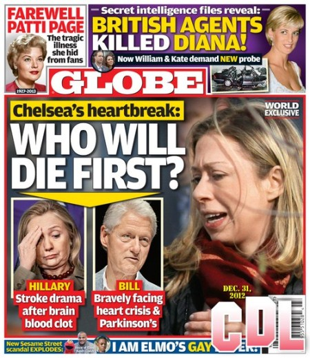 GLOBE: Kate Middleton and Prince William Demand New Probe Into Princess Diana's Death (Photo)