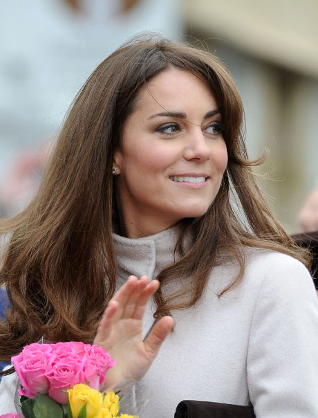 Kate Middleton Pregnant and Ready to Smash Some Tennis Balls at Wimbledon!