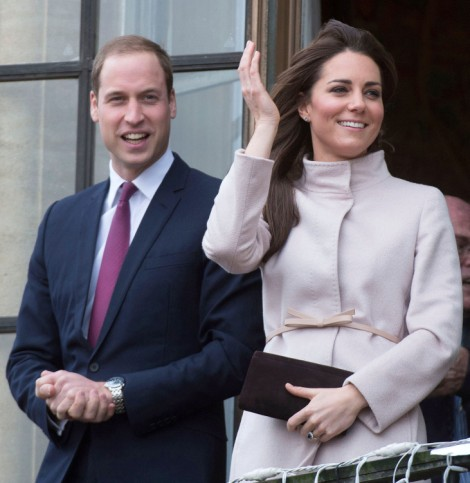 Queen Elizabeth Cancels Kate Middleton's Baby Shower Because She's Already Spoiled Enough 0401