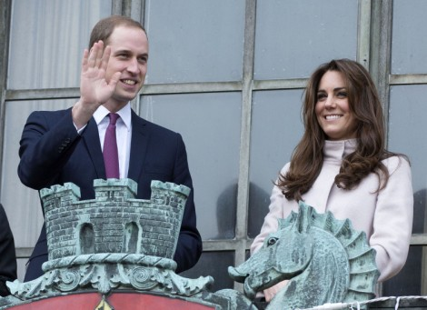 Kate Middleton, Prince William Choose Baby Names - Buy Domains, Reserve Twitter Accounts? 0128
