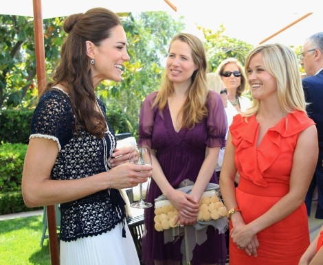 What Did Kate Middleton Buy Reese Witherspoon's Baby? 1007