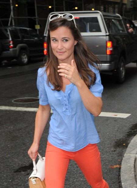 Kate Middleton Embarrassed By Pippa Middleton Again 0913