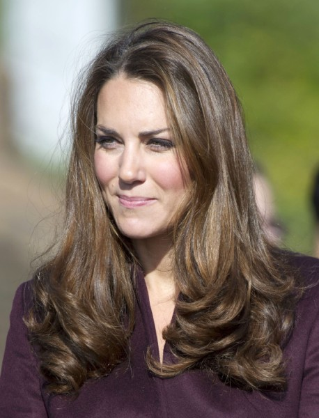 Kate Middleton Fighting With Lisa Marie Presley - Random Or Right On? 1017