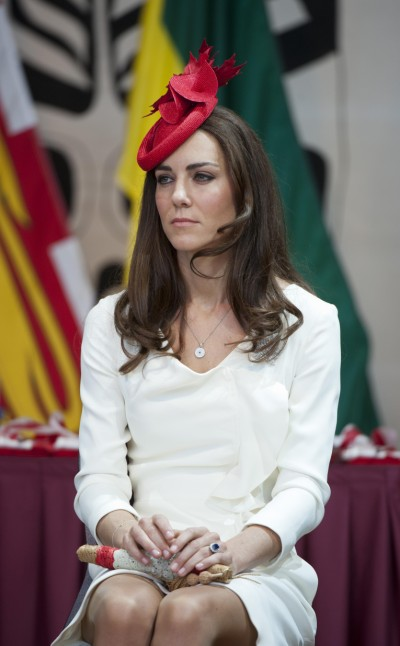 Kate Middleton Hiding Out As New Intimate Photos Surface, What's Left To See? (Photos) 0927