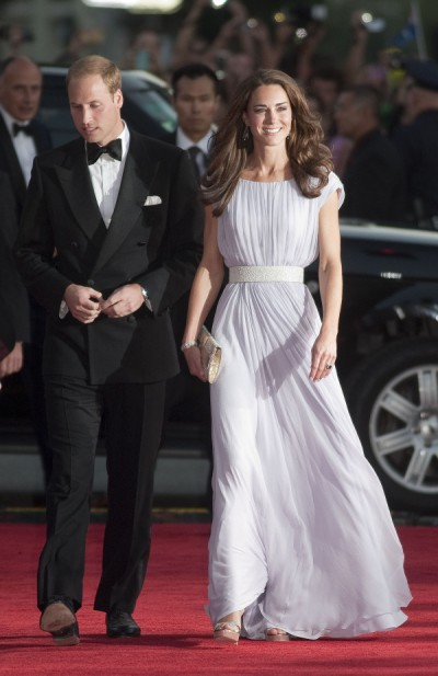 Kate Middleton Careful Not To Dress Like Kim Kardashian, Pippa Middleton, Dressmaker Says 0107