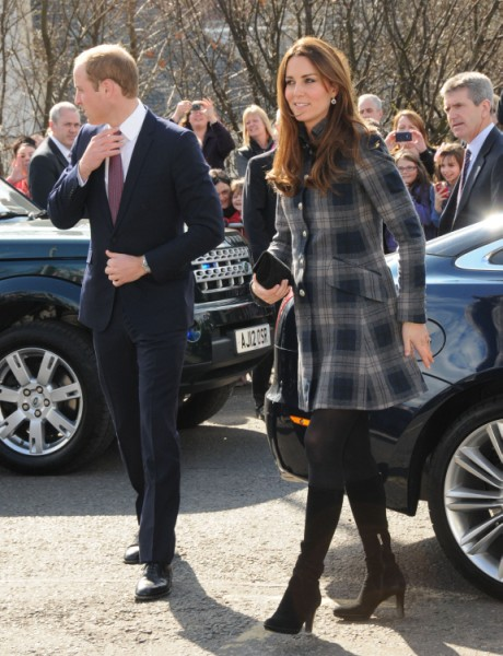 Kate Middleton Mommyrexic - Is Kim Kardashian A Better Example For Pregnant Women? 0411
