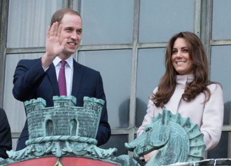 Prince William Wants Kate Middleton To Raise Kids Like Princess Diana  1202