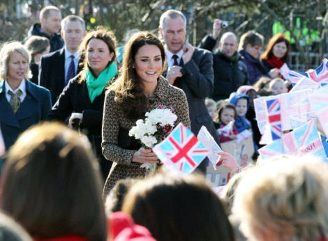 Kate Middleton To Be 'Pimped Out' By British Government? 0215