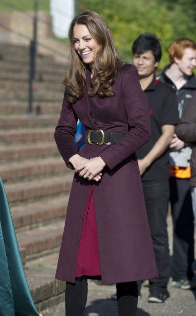 Kate Middleton Planned Baby Bump Photos Before Sneaking Off To Vacation? 0205