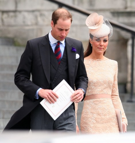 Prince William Afraid He's Turning Kate Middleton Into His Mother, Princess Diana 0918
