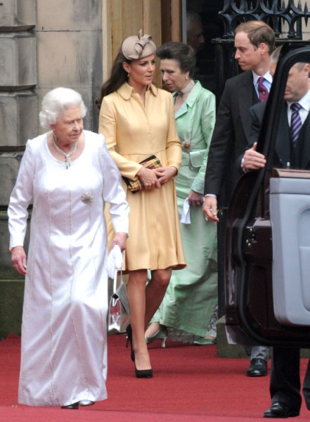 Kate Middleton Worried Prince William Wants To Give Up The Crown 0926