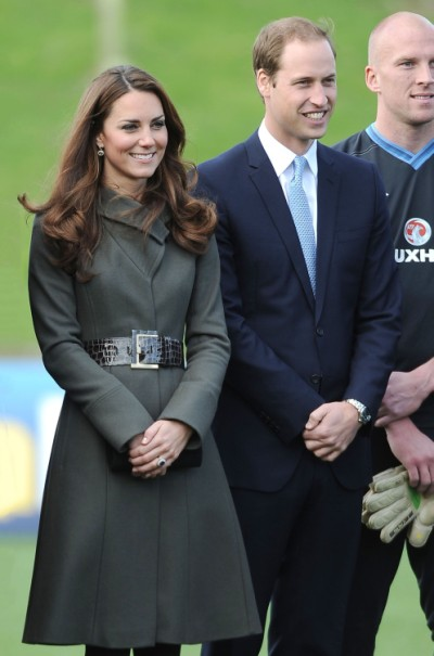 Kate Middleton's Expected Pregnancy Makes Prince William Quit RAF For Royal Duties 1113