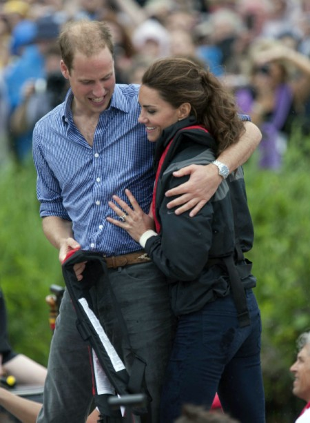 Kate Middleton And Prince William Madly In Love (Photos) 0831