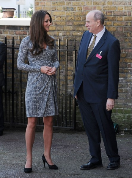 Kate Middleton's Critics Call Her A 'Plastic Princess Made For Breeding' Do You Agree? 0219