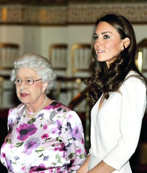 Kate Middleton Could Ruin Monarchy With Pregnant Lesbian Daughter 0314